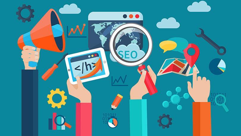 เทคนิคการตลาดออนไลน์แบบ SEO